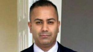 Sergeant Badal Kaushal is seen in this undated photo confirmed by Peel Regional Police.