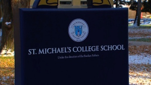 St. Michael's College School