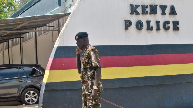 Kenya identifies suspects in Italian woman's kidnapping