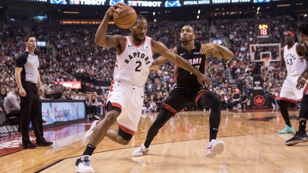 1764979199c4 Raptors coach Nurse defends Leonard s leadership in light of Popovich  comment. Kawhi Leonard. Toronto ...