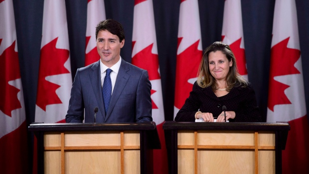 , Canada, Mexico sign trade deal to replace NAFTA