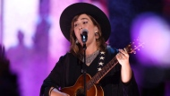 Serena Ryder performs at the Canadian Country Music Awards in Hamilton, Ont. on Sunday, September 9, 2018. THE CANADIAN PRESS/Peter Power