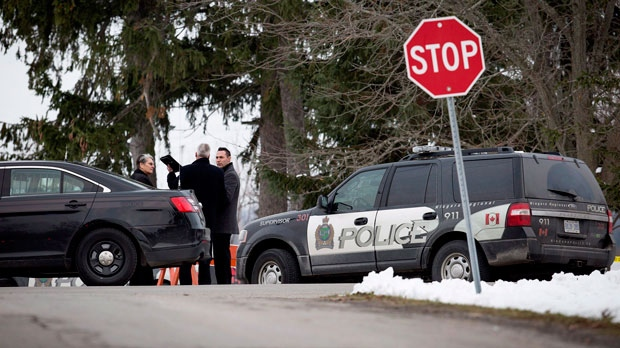 OPP charges 2nd Niagara cop in Pelham shooting incident