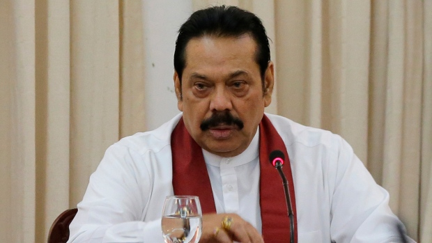 Sri Lanka court restrains Rajapaksa from acting as PM