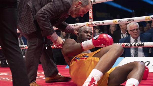 Adonis Stevenson's condition stable but critical after traumatic brain injury: Doctor