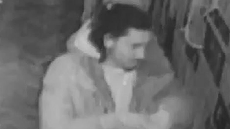 Police have released this image of a suspect wanted in connection with a shooting in the Fashion District. (Toronto Police Service handout)
