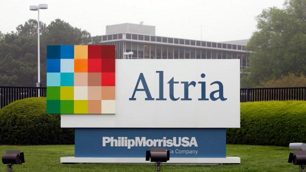 Tobacco company Altria Group to invest $2.4B in Canadian cannabis producer