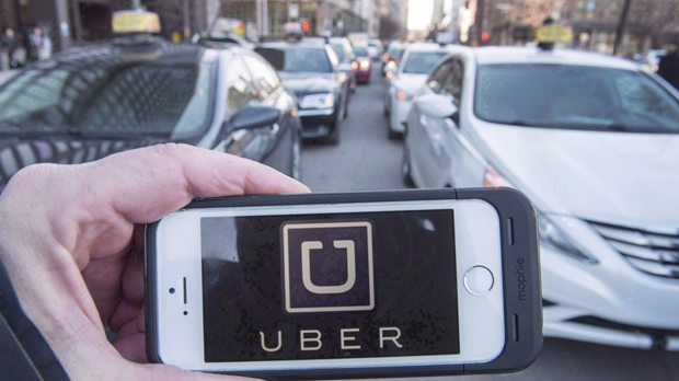 Uber files for IPO