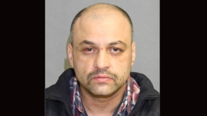 Aleck Themeliopoulos, 50, is seen in this photo released by the Toronto Police Service.