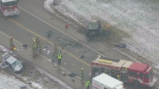 King, Township, crash,