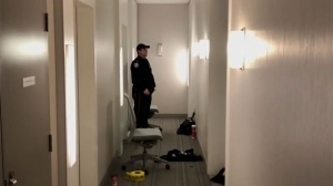 downtown condo shooting