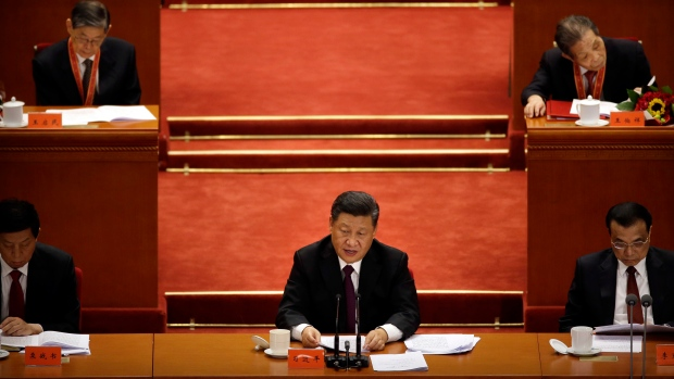 Xi Jinping sets out China's ambitions as world power