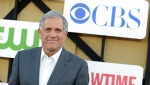 """FILE - In this July 29, 2013, file photo, Les Moonves arrives at the CBS, CW and Showtime TCA party at The Beverly Hilton in Beverly Hills, Calif. Writer Ronan Farrow broke the explosive story of sexual misconduct on the part of the powerful CBS chief executive. Moonves resigned on Sept. 9, hours after more sexual harassment allegations involving the network's longtime leader surfaced. On Dec. 17, it was announced that Moonves will not receive his $120 million severance package after the company's board of directors determined he was fired """"with cause"""" over the allegations. (Photo by Jordan Strauss/Invision/AP, File)"""