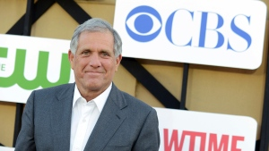 "FILE - In this July 29, 2013, file photo, Les Moonves arrives at the CBS, CW and Showtime TCA party at The Beverly Hilton in Beverly Hills, Calif. Writer Ronan Farrow broke the explosive story of sexual misconduct on the part of the powerful CBS chief executive. Moonves resigned on Sept. 9, hours after more sexual harassment allegations involving the network's longtime leader surfaced. On Dec. 17, it was announced that Moonves will not receive his $120 million severance package after the company's board of directors determined he was fired ""with cause"" over the allegations. (Photo by Jordan Strauss/Invision/AP, File)"