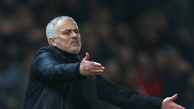 Jose Mourinho looks to a 'future without Manchester United'