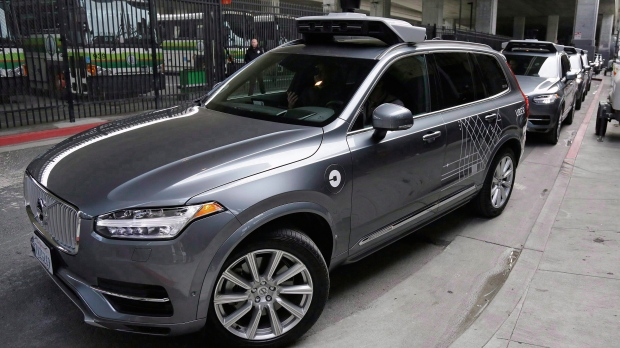 Uber restarts modified self-driving testing in Toronto focused on AI