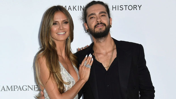 Heidi Klum announces engagement on Christmas Eve