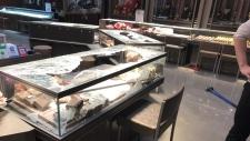 Markville Mall robbery