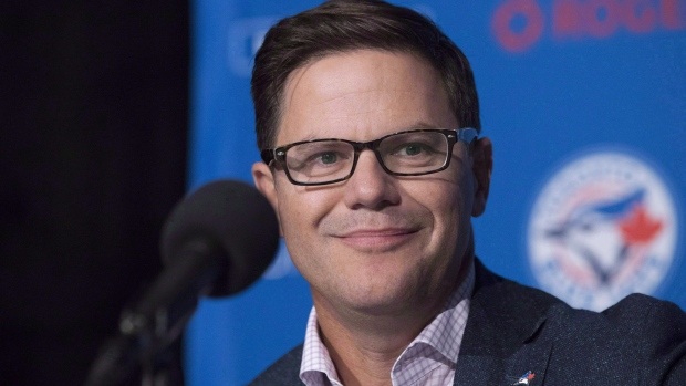 Toronto Blue Jays General Manager Ross Atkins