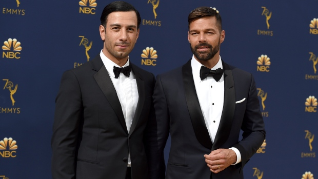 Ricky Martin and husband Jwan Yosef welcome daughter Lucia