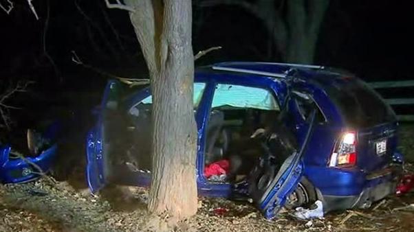 One of five teens injured in Vaughan crash dies in hospital | CP24 com