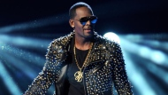 In this June 30, 2013 file photo, R. Kelly performs at the BET Awards in Los Angeles.  (Photo by Frank Micelotta/Invision/AP, File)