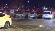 Woodbine Racetrack fire