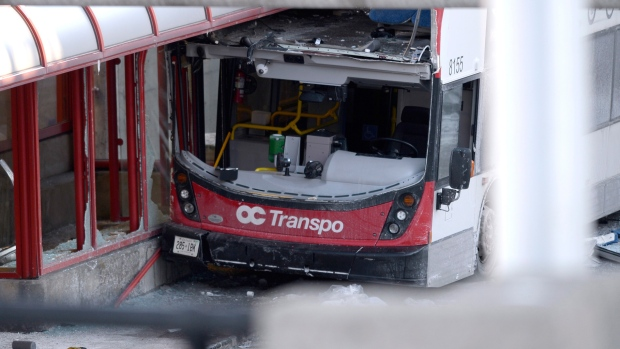 Ottawa bus crash