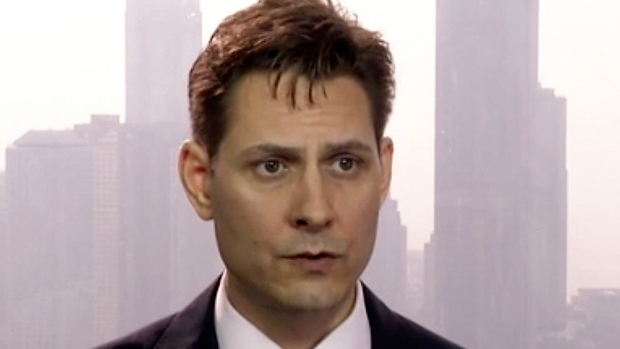 China Says Detained Ex-Canadian Diplomat Has No Diplomatic Immunity