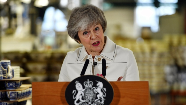 Theresa May's Brexit plan rejected by British parliament