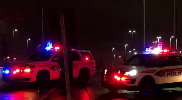 Police are investigating a shooting that left one male critically injured in the parking lot of Highway 407 Station.
