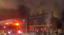 fire, Oakwood Village