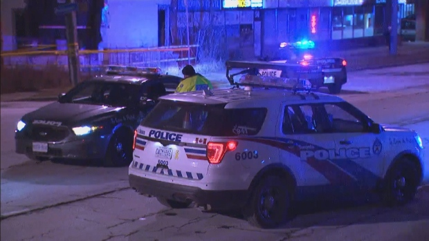 Man transported to hospital after Woburn stabbing | CP24 com