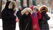 Cold Toronto