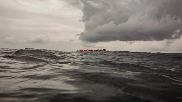 UNHCR appalled at news of refugee and migrant deaths on Mediterranean Sea