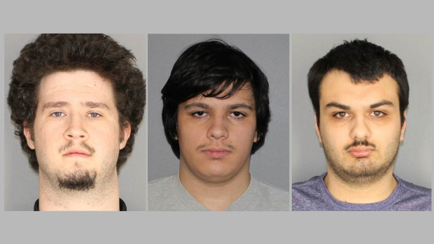 4 held in NY state for 'plotting' against Muslims