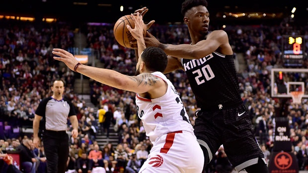 de43b6aa8a2 Raptors beat Kings as Kawhi Leonard sits out third straight game | CP24.com
