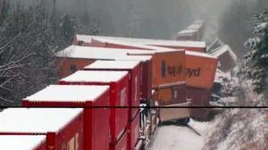 Ajax train derailment