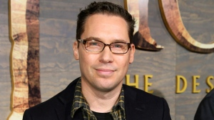"""This Dec. 2, 2013 file photo shows Bryan Singer at the Los Angeles premiere of """"The Hobbit: The Desolation of Smaug."""" (Photo by Matt Sayles/Invision/AP, File)"""