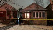 St. Clair Avenue, Jane Street, stabbing