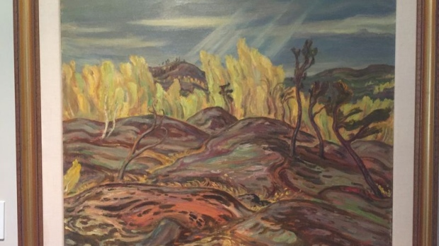 Group of Seven painting worth $200,000 stolen from Toronto home