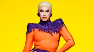 "Drag queen performer Brooke Lynn Hytes is shown in this undated handout photo. Hytes is filling some tall shoes as the first Canadian competitor in the history of ""RuPaul's Drag Race."" The popular reality TV series revealed the line-up of contestants for its 11th season in a live YouTube announcement. Hytes is the drag queen persona of Etobicoke, Ont.-raised performer Brock Hayhoe, who began as a ballet student before gravitating to drag at Toronto bars and nightclubs. THE CANADIAN PRESS/HO - VH1, OutTV"