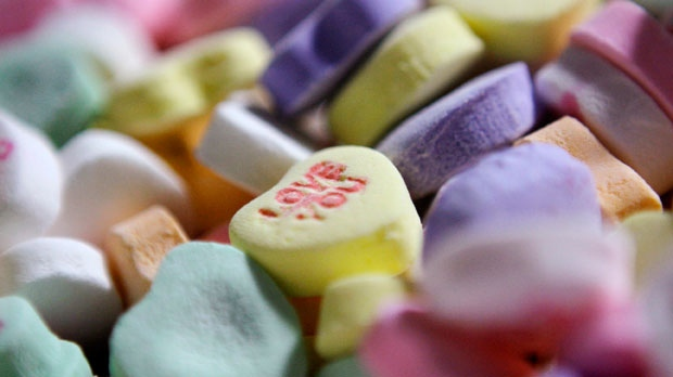 Sweethearts Candy Will Be In Short Supply For Valentine's Day