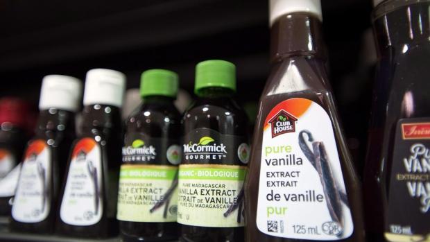 Woman drove drunk on vanilla extract