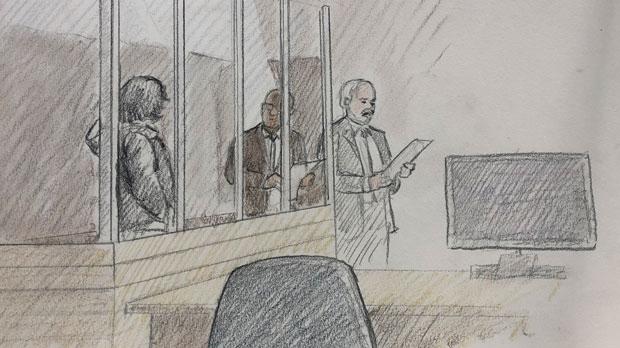 Kingston terror investigation suspect