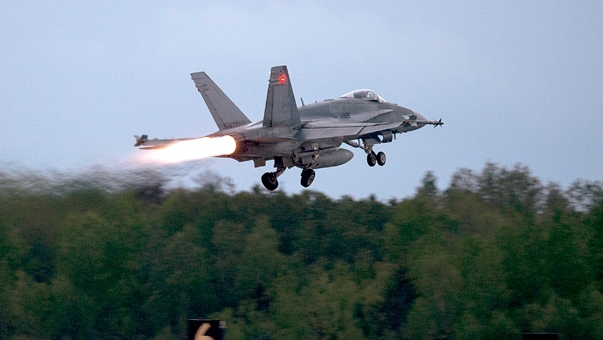 US, Canadian fighter planes scramble to escort Russian jets: NORAD