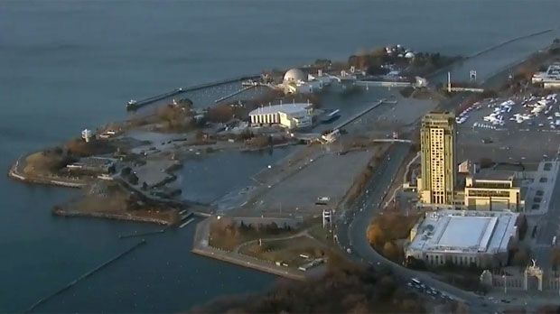 Ontario has ruled out a casino on the site of Ontario Place on Toronto's waterfront as it issues a call for development proposals.