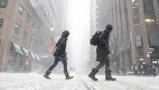 snow strorm
