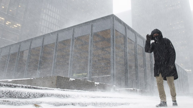 Significant snow, freezing rain, strong winds threatening Tuesday: Environment Canada