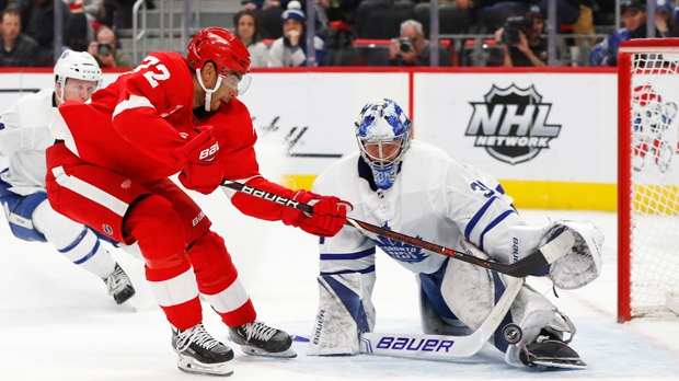 Red Wings Beat Maple Leafs 3 2 In Overtime Cp24 Com